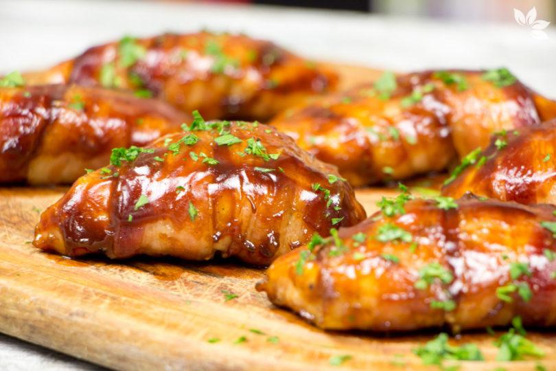 receitas de peito de frango