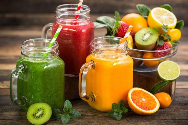 receitas de sucos naturais